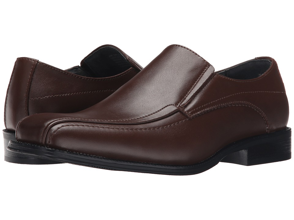 Calvin Klein - Jim (Dark Brown) Men's Slip on Shoes