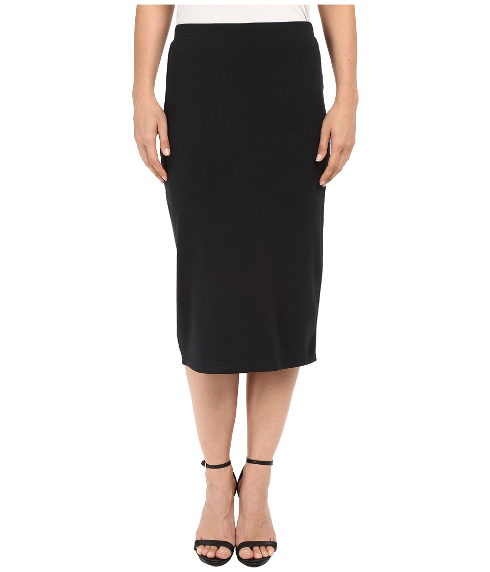 Alternative - Midi Skirt (Black) Women's Skirt