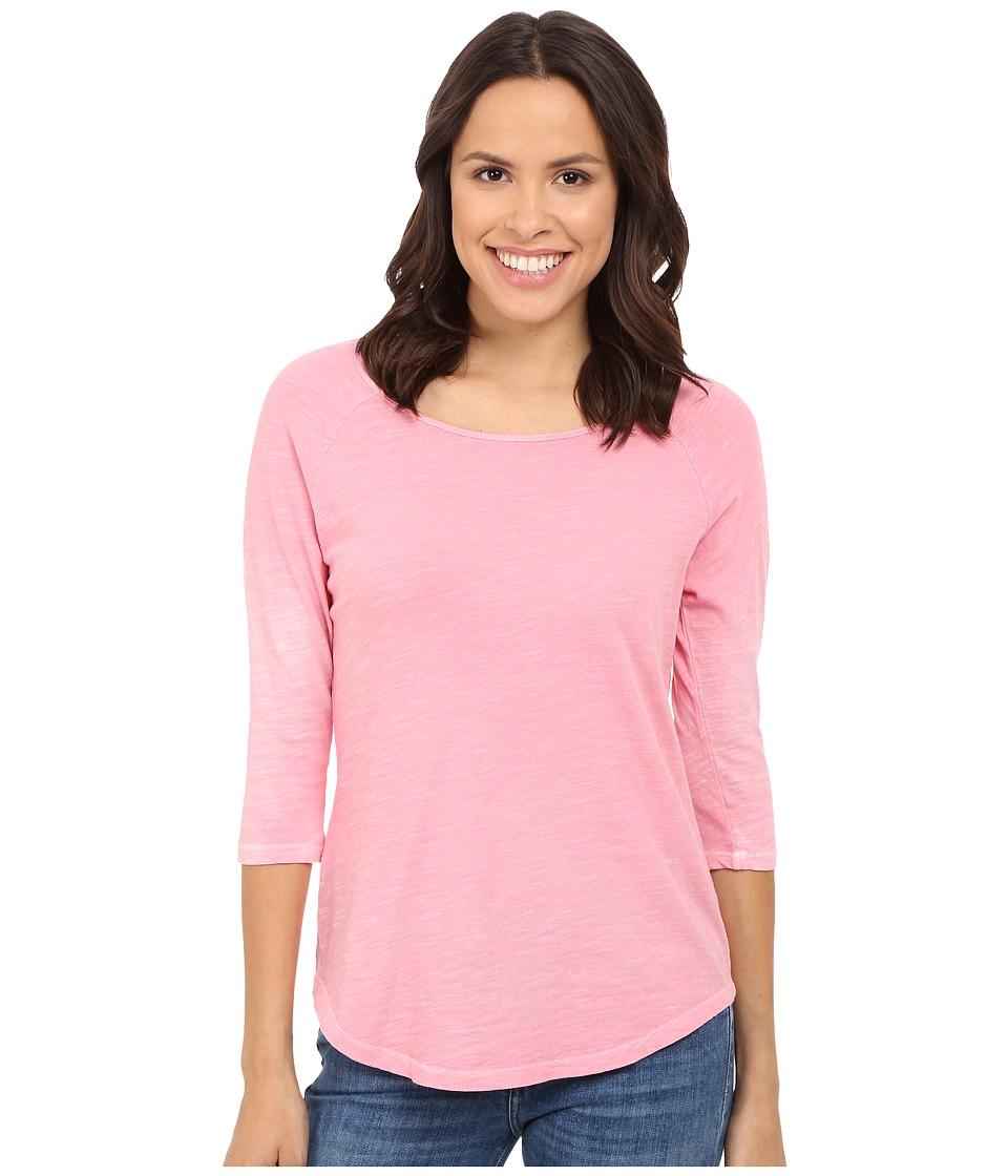 Alternative - Minor League Baseball Tee (Dixie Pink) Women's T Shirt