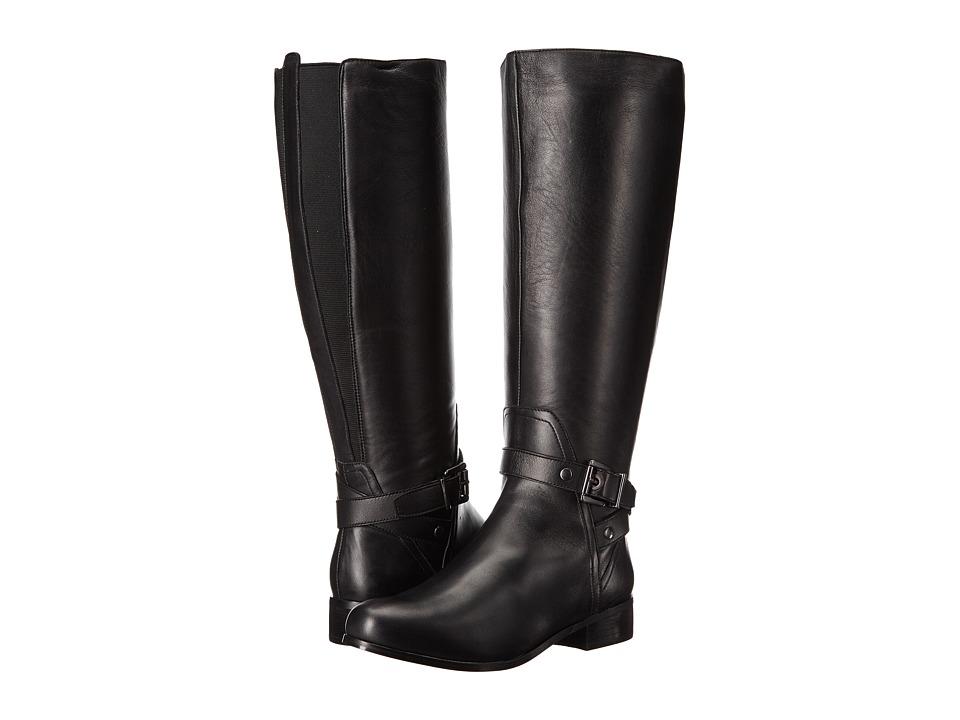 Vaneli - Ramy (Black Nappa/Black Elastic) Women's Boots
