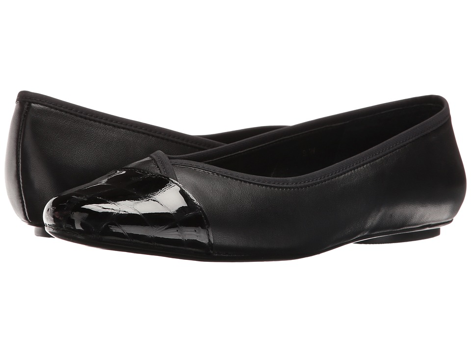Vaneli - Sitta (Black Nappa/Match Coryl Patent Print) Women's Shoes
