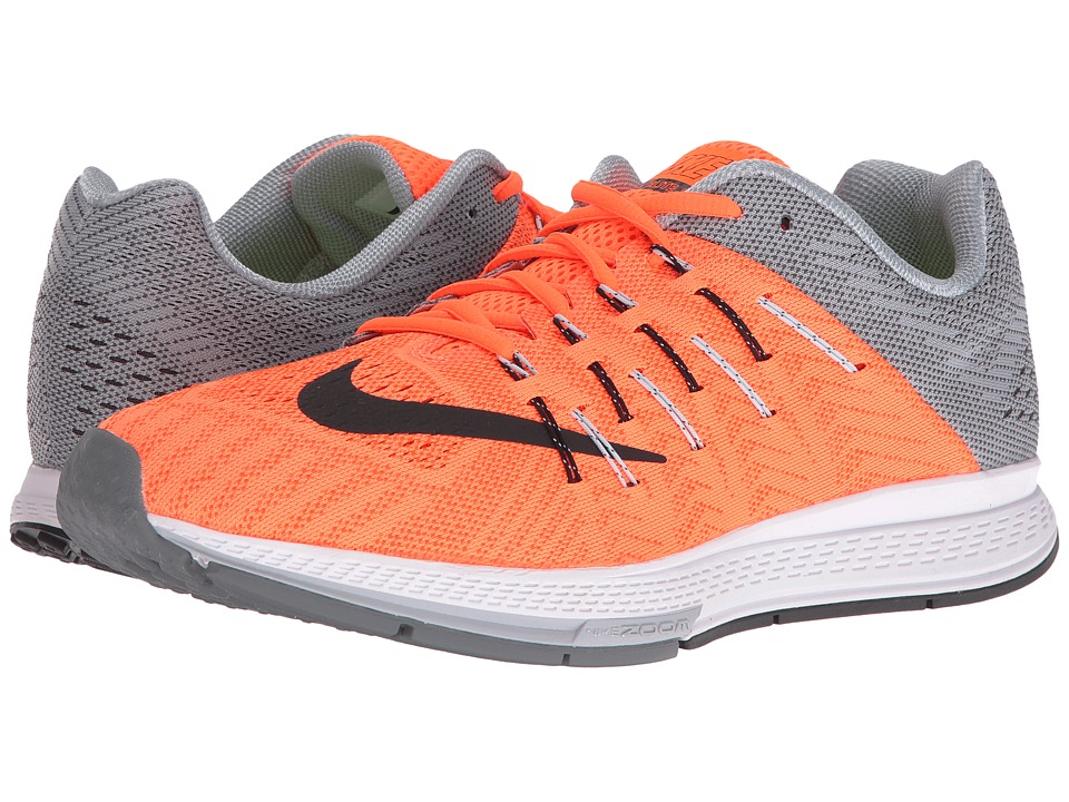 Nike - Air Zoom Elite 8 (Total Orange/Black/Team Orange/Wolf Grey) Men's Running Shoes
