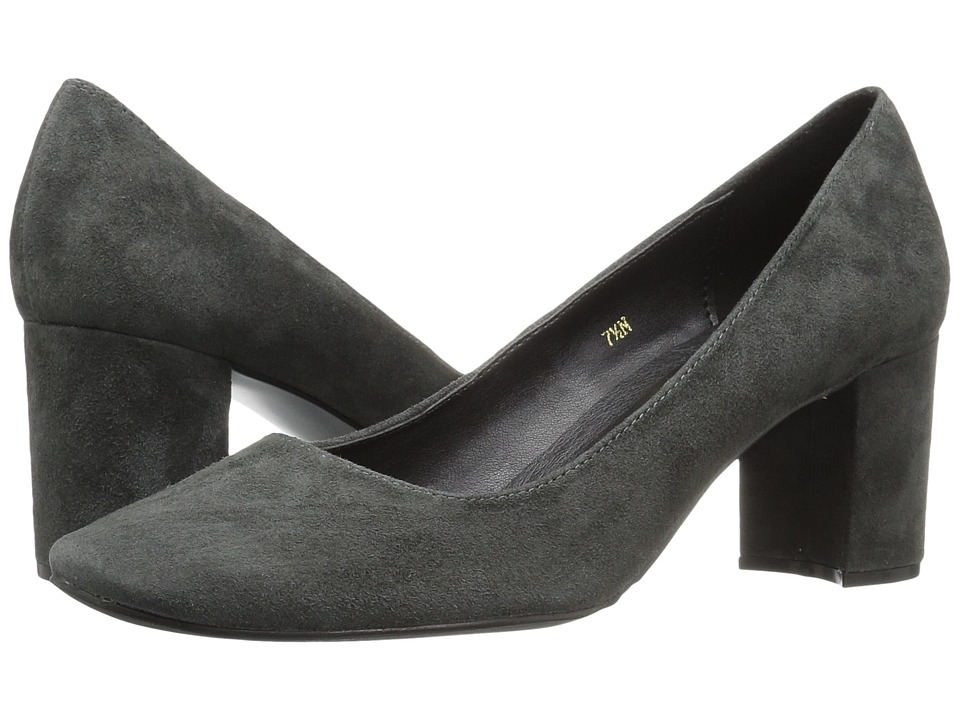 Vaneli - Dee (Grey Ecco Suede) Women's Shoes