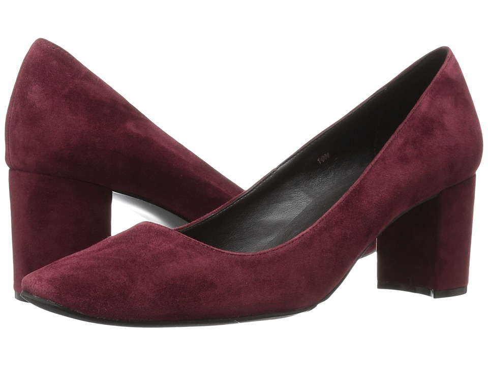 Vaneli - Dee (Bordo Ecco Suede) Women's Shoes