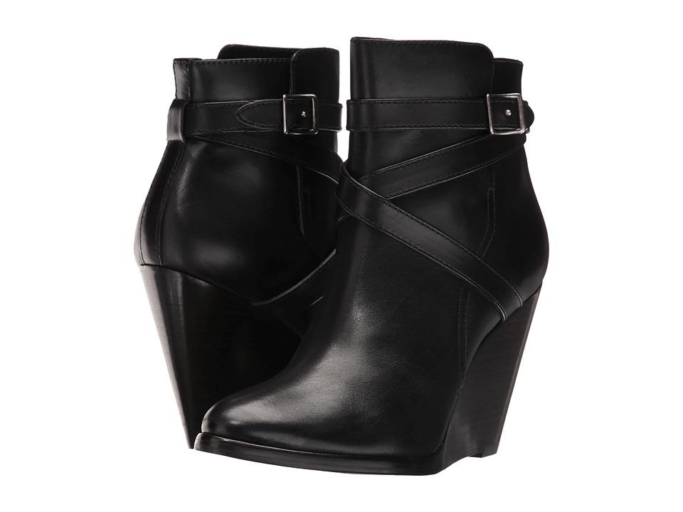 Frye Cece Jodhpur Black Womens Boots