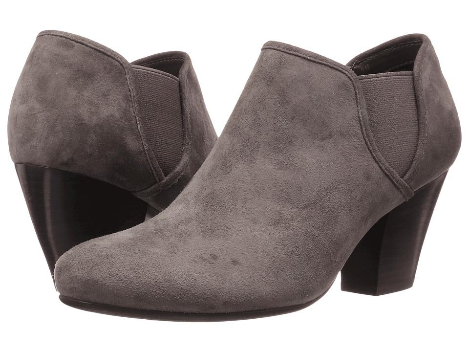Vaneli - Jaki (Grey Ecco Suede) Women's Boots