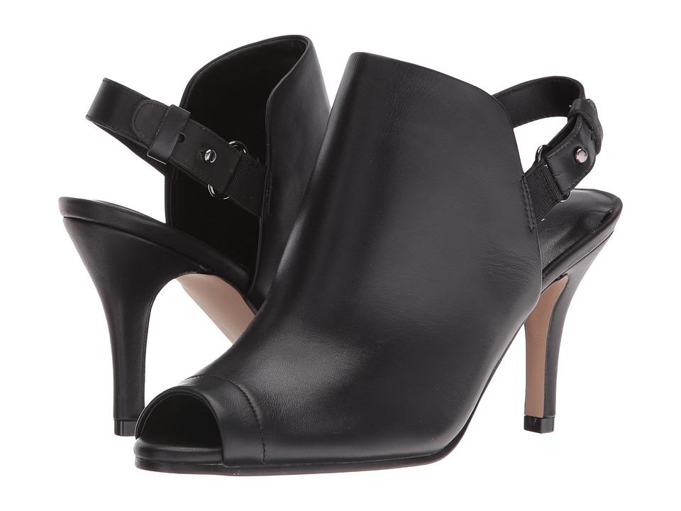 Vaneli - Pam (Black Ecco Nappa) Women's Shoes