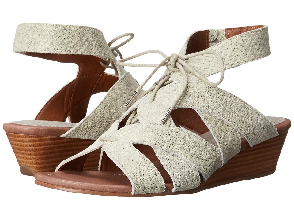 Donald J Pliner - Dalie (Pewter) Women's Wedge Shoes
