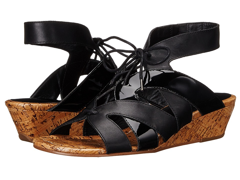 Donald J Pliner - Dalie (Black) Women's Wedge Shoes