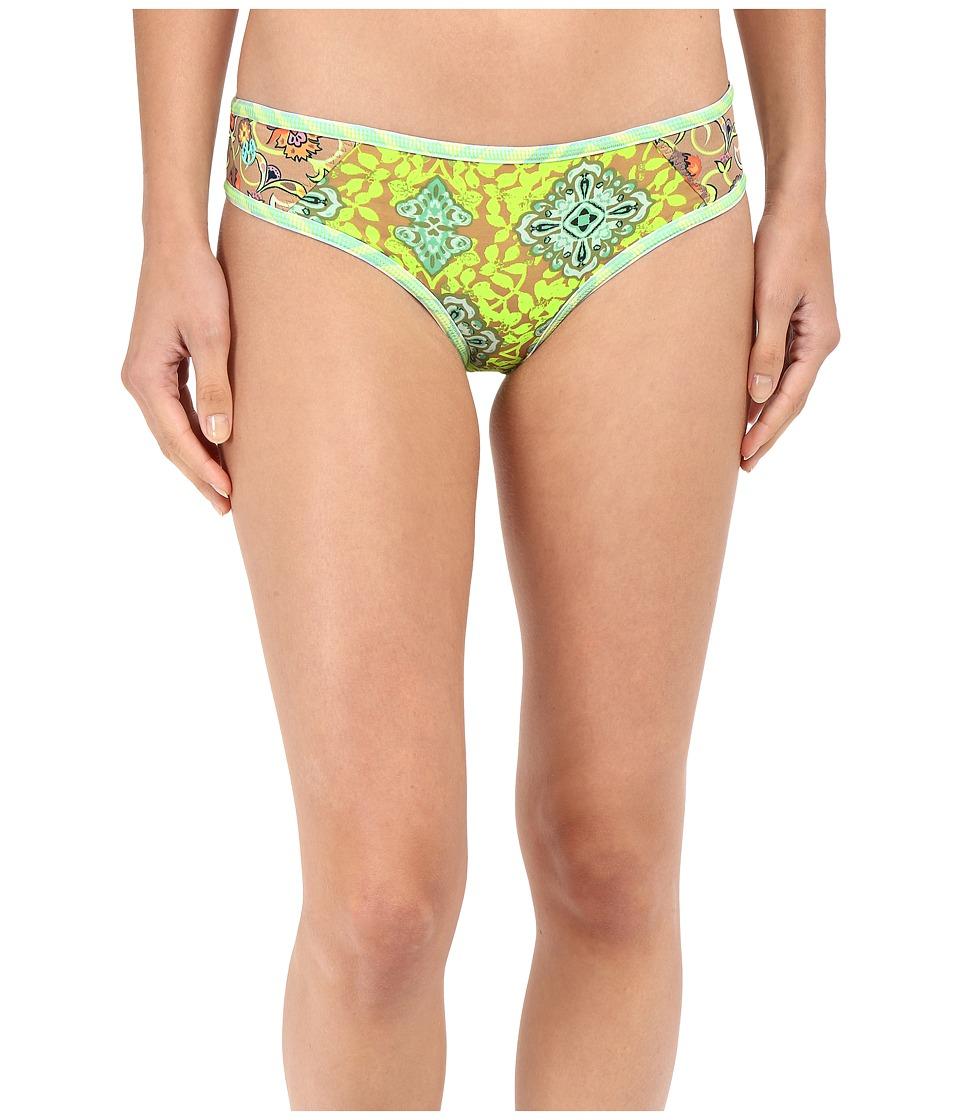Maaji - Matisse Landscape Signature Cut Bottoms (Multicolor) Women's Swimwear