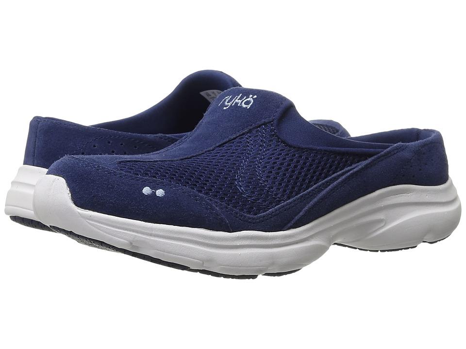 Ryka - Tranquil SR (Jet Ink Blue/Crystal Blue) Women's Shoes