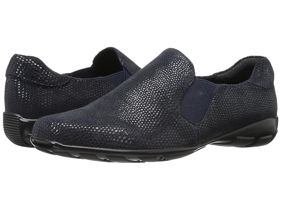Vaneli - Ace (Navy Ecco E-Print) Women's Slip-on Dress Shoes
