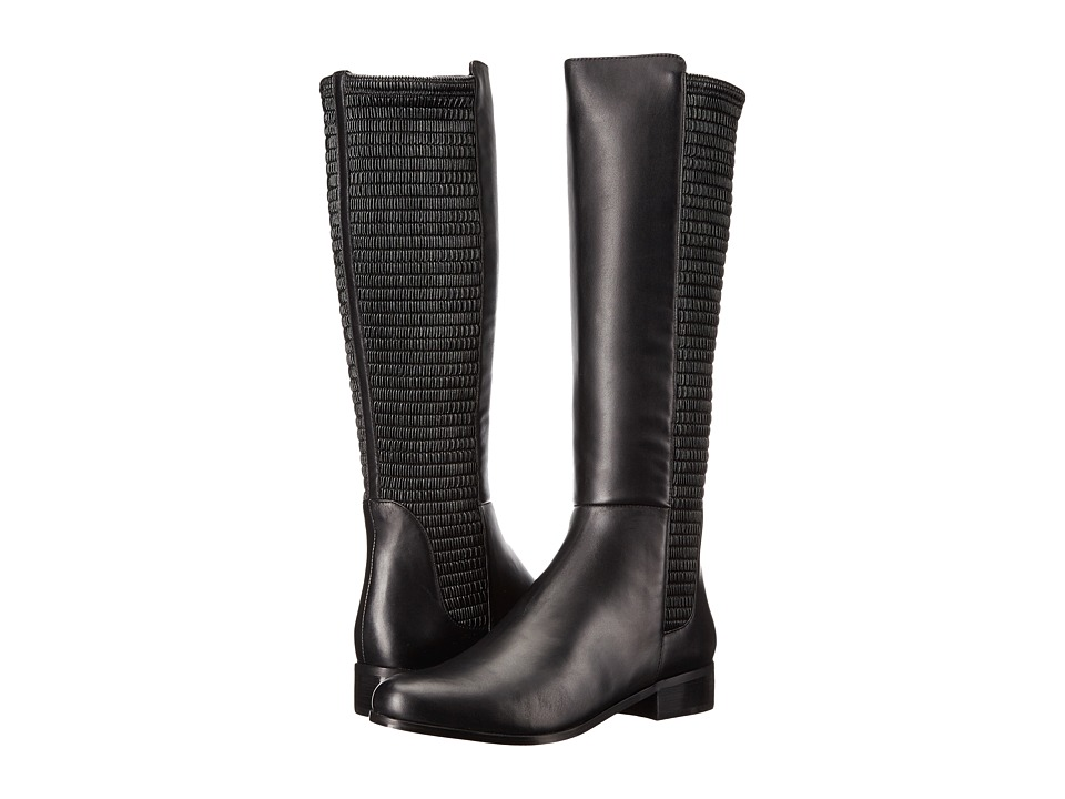Vaneli - Radon (Black Nappa/Match Rigo Stretch) Women's Shoes