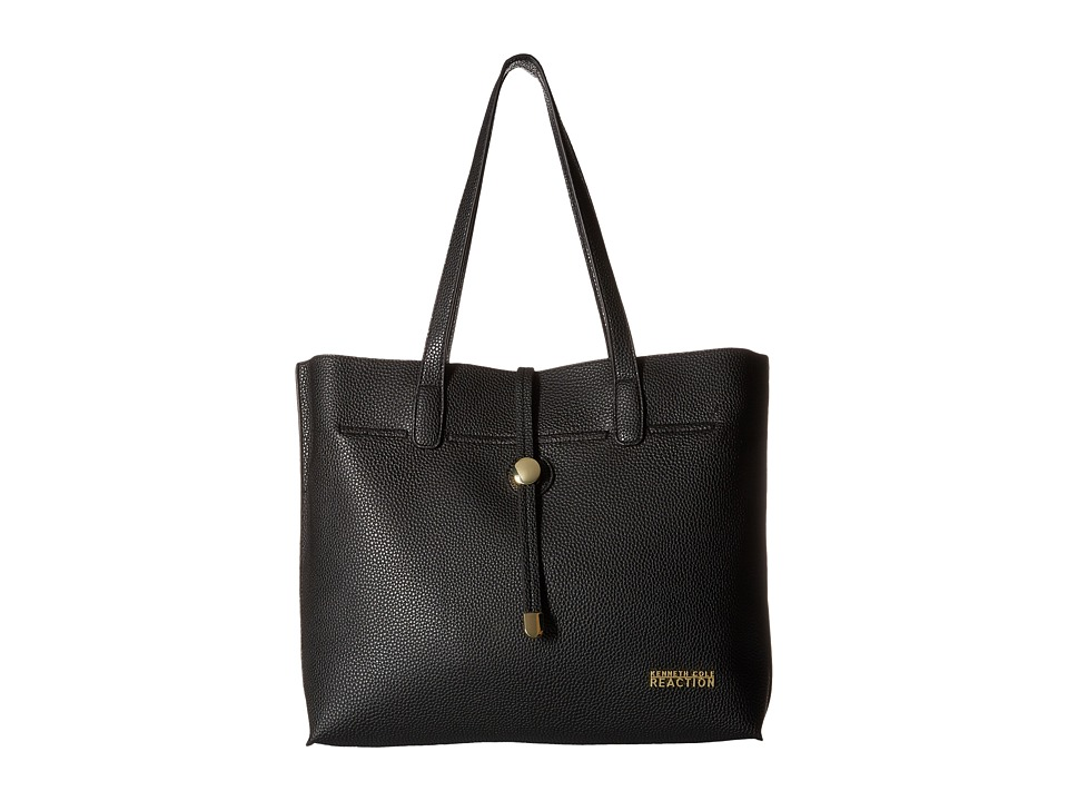 Kenneth Cole Reaction - Roundabout Tote (Black) Tote Handbags