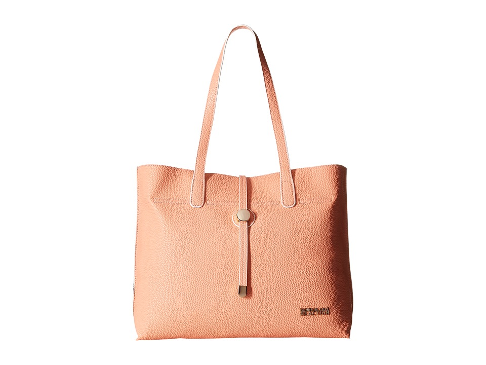 Kenneth Cole Reaction - Roundabout Tote (Coral) Tote Handbags