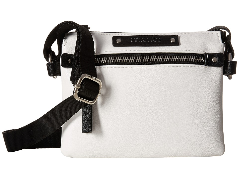 Kenneth Cole Reaction - Bondi Mini Crossbody (Milk) Cross Body Handbags