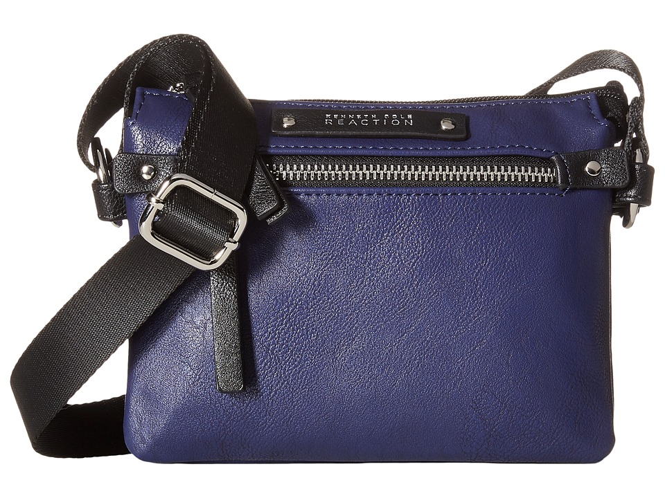 Kenneth Cole Reaction - Bondi Mini Crossbody (Marina) Cross Body Handbags