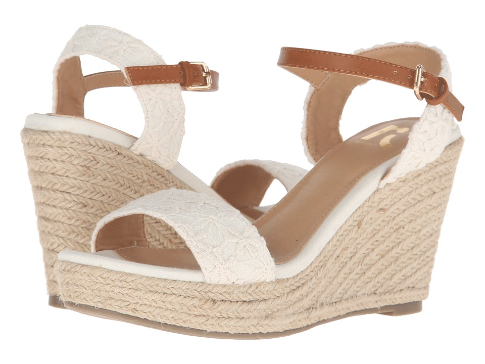 Report - Kylen (Off-White) Women's Shoes