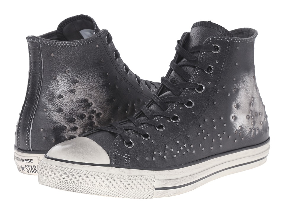 Converse by John Varvatos - Chuck Taylor All Star Mini Stud (Grey Stud) Men