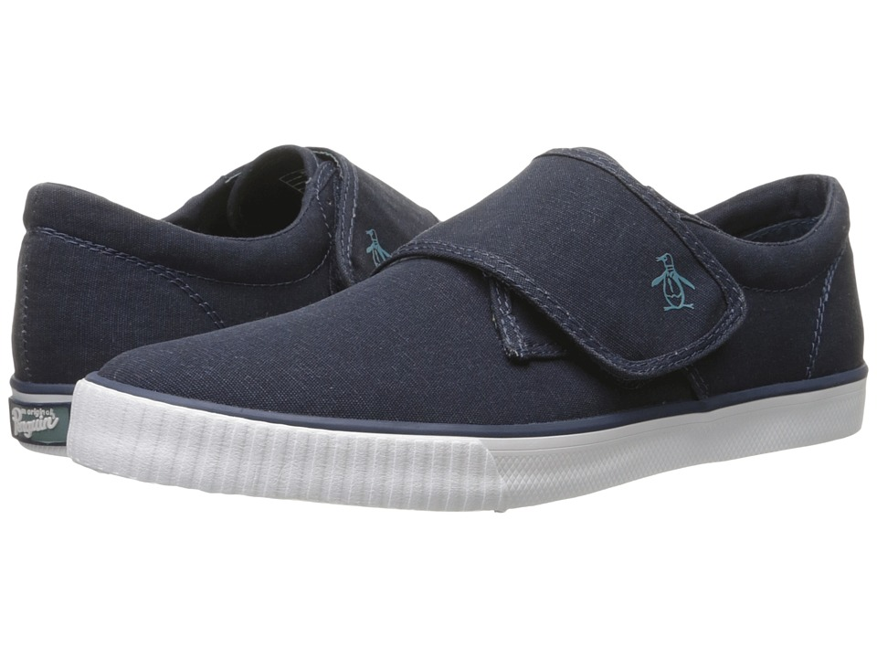 Original Penguin - Vulc Strap (Dress Blue) Men's Shoes