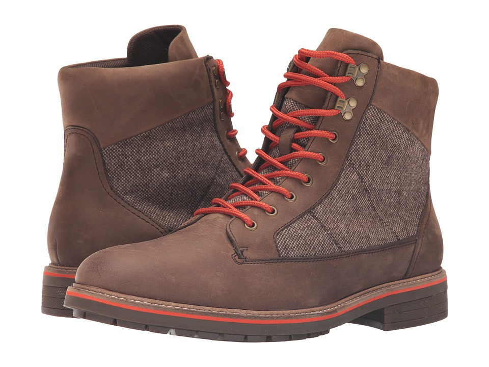 Original Penguin Hiker (Brown/Cherry Tomato) Men