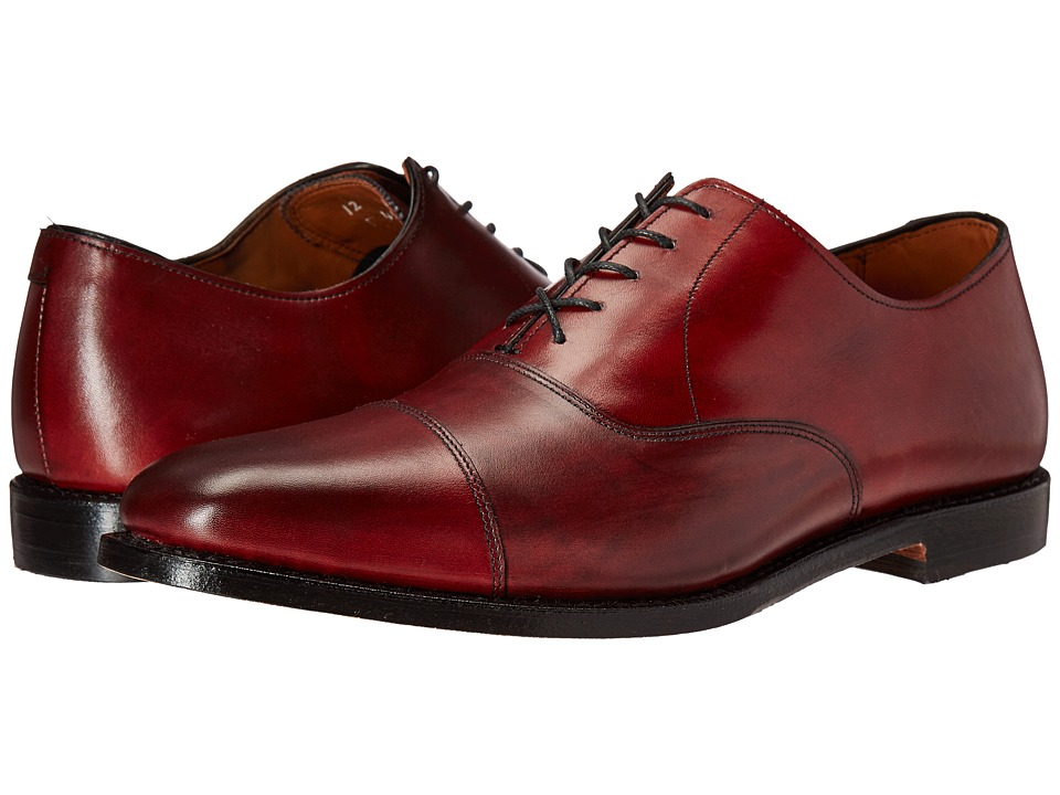 Allen Edmonds - Exchange Place (Oxblood) Men's Shoes