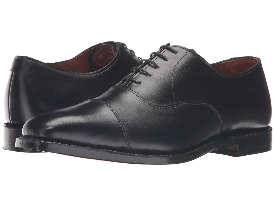 Allen Edmonds - Exchange Place (Black) Men's Shoes