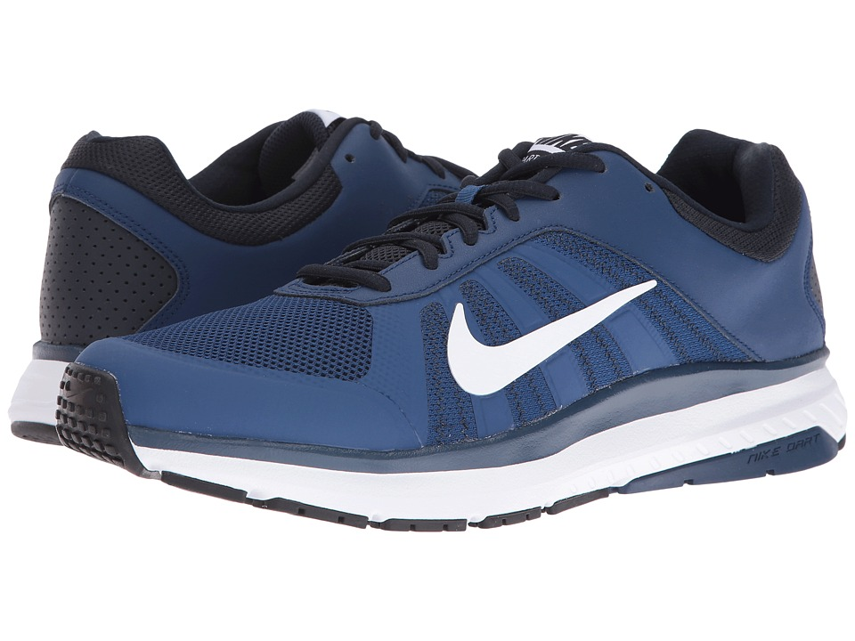 Nike - Dart 12 (Coastal Blue/White/Dark Obsidian/White) Men's Running Shoes
