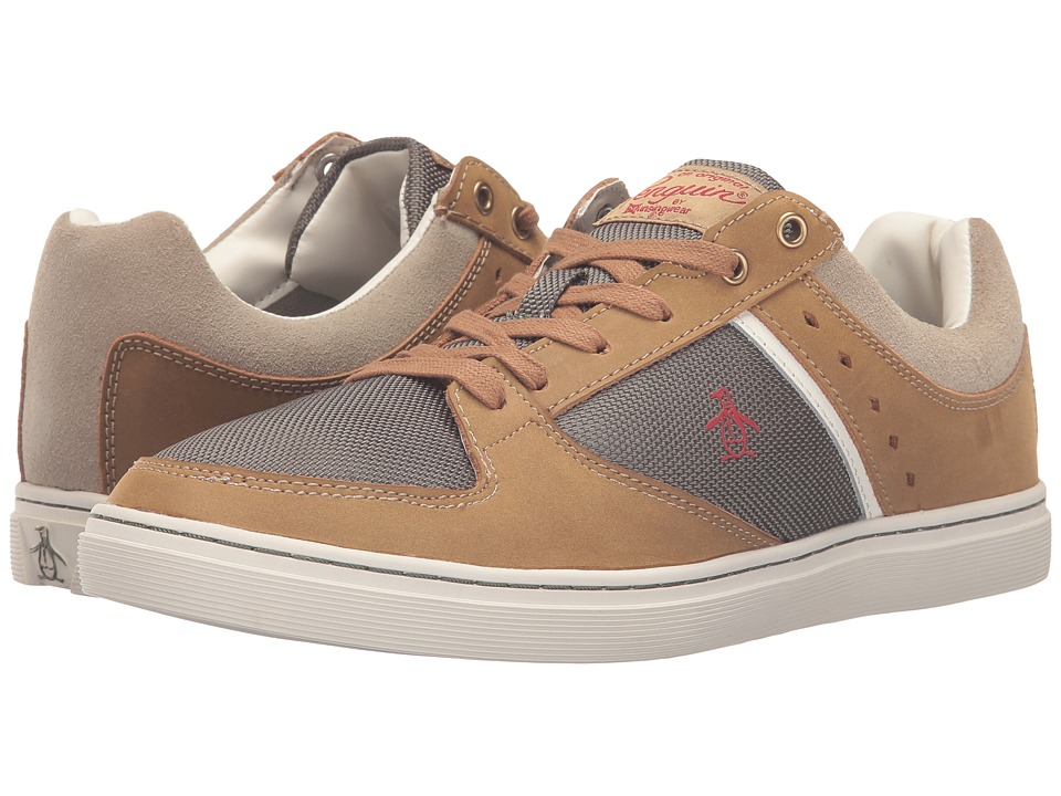 $35.99 More Details · Original Penguin - Flash (Tan) Men's Shoes