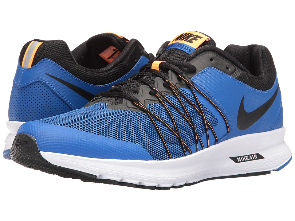 Nike - Air Relentless 6 (Hyper Cobalt/Bright Citrus/White/Black) Men's Running Shoes