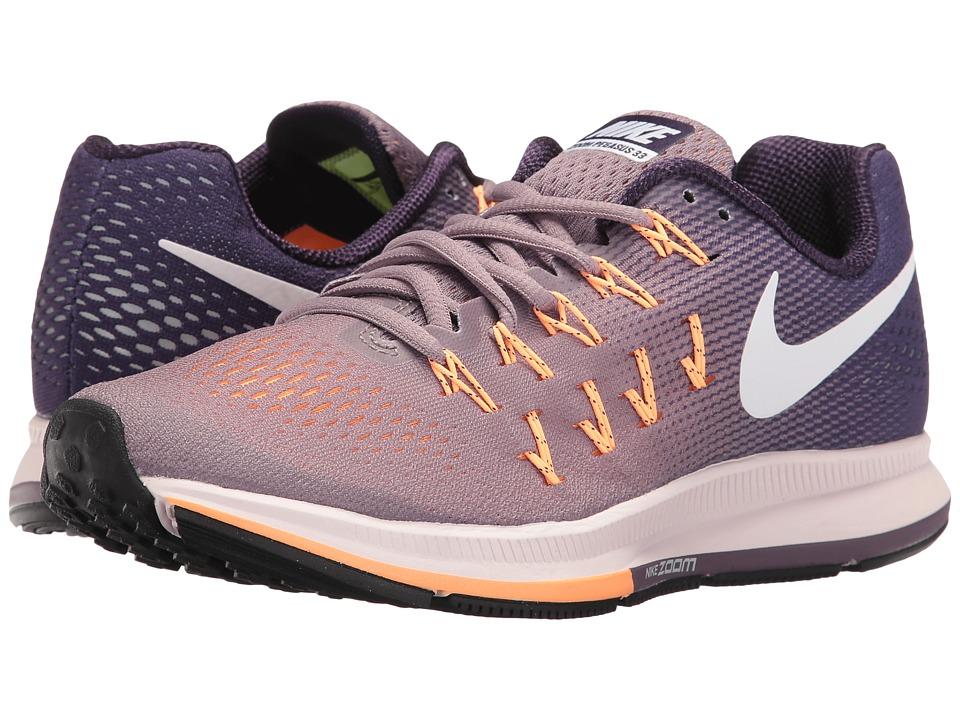 Nike - Air Zoom Pegasus 33 (Purple Smoke/Purple Dynasty/Peach Cream/White) Women's Running Shoes