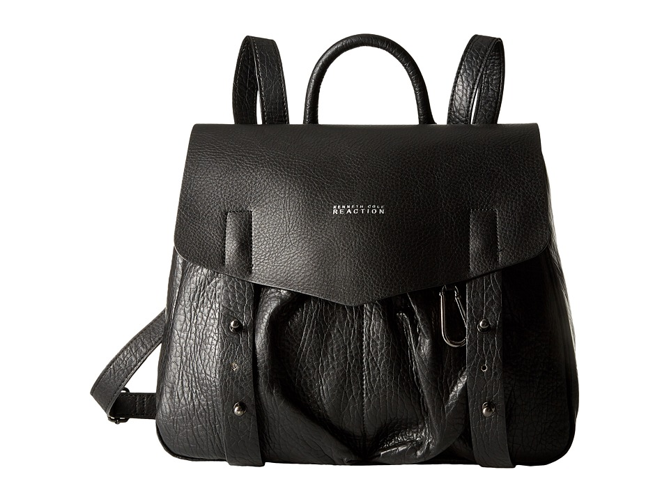 Kenneth Cole Reaction - Cargo Backpack (Black) Backpack Bags