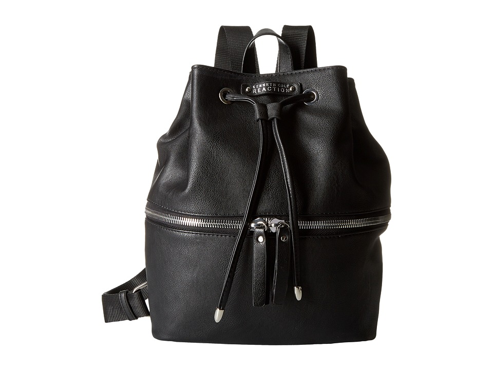 Kenneth Cole Reaction - Bondi Girl Backpack (Black) Backpack Bags