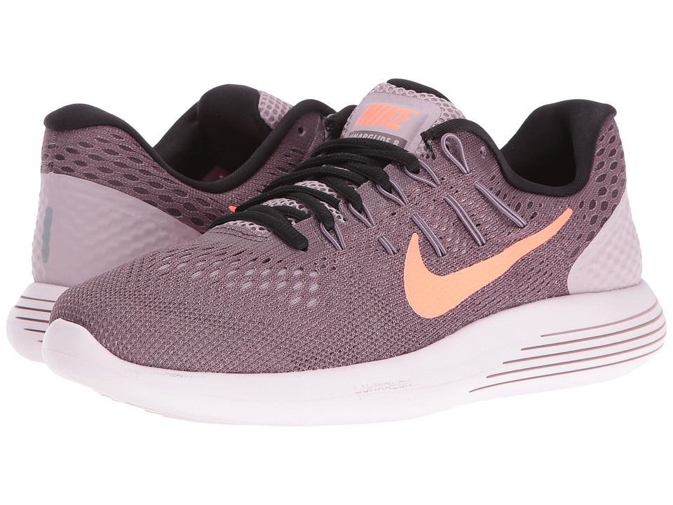 Nike - Lunarglide 8 (Plum Fog/Purple Shade/Pearl Pink/Bright Mango) Women's Running Shoes