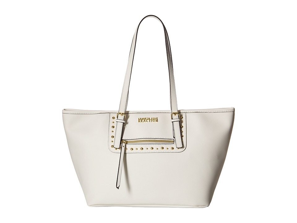 Kenneth Cole Reaction - Apollo Shopper (Milk) Satchel Handbags