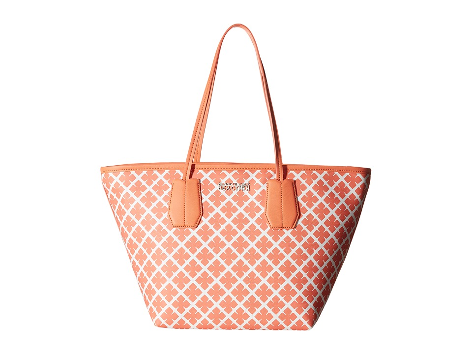 Kenneth Cole Reaction - Nuevo Clover (Coral/Milk) Bags
