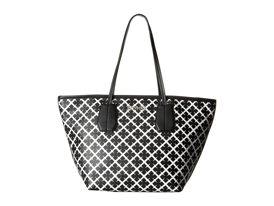 Kenneth Cole Reaction - Nuevo Clover (Black/Milk) Bags