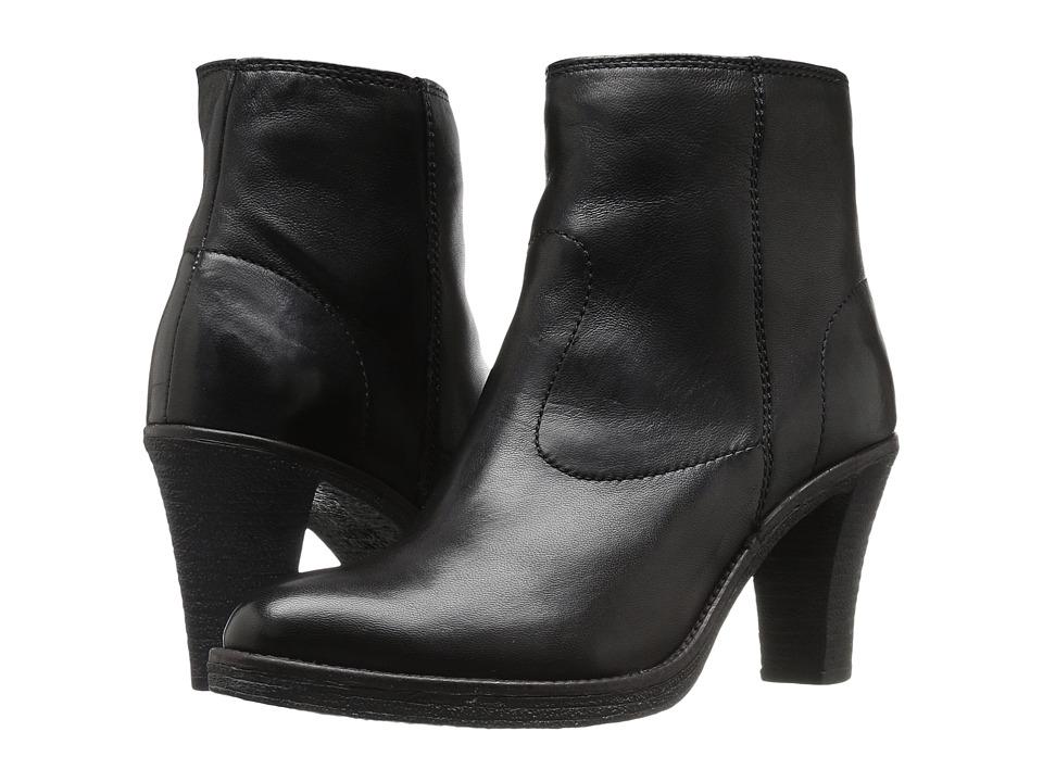 Johnston & Murphy Janna (Black Glove Leather) Women