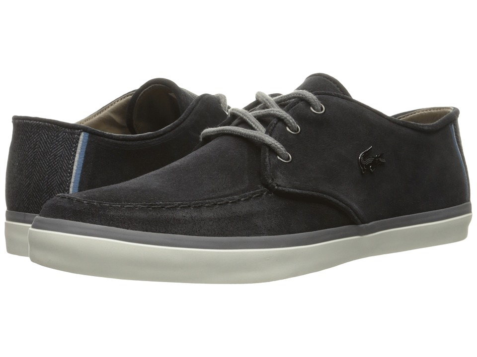 Lacoste - Sevrin 10 SRM (Black) Men's Shoes