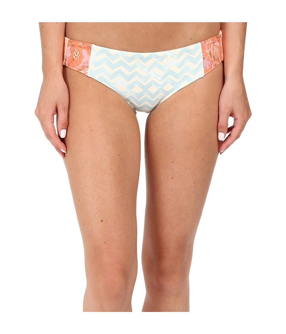 Maaji - Valery Gallery Cheeky Cut Bottoms (Multicolor) Women's Swimwear