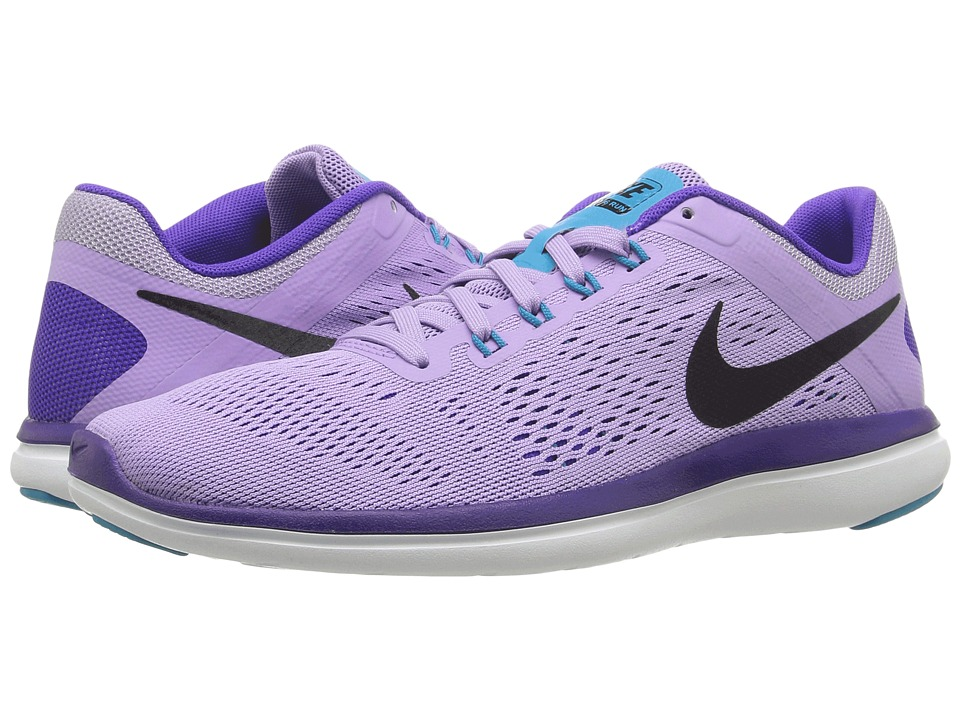 Nike - Flex 2016 RN (Urban Lilac/Fierce Purple/White/Black) Women's Running Shoes