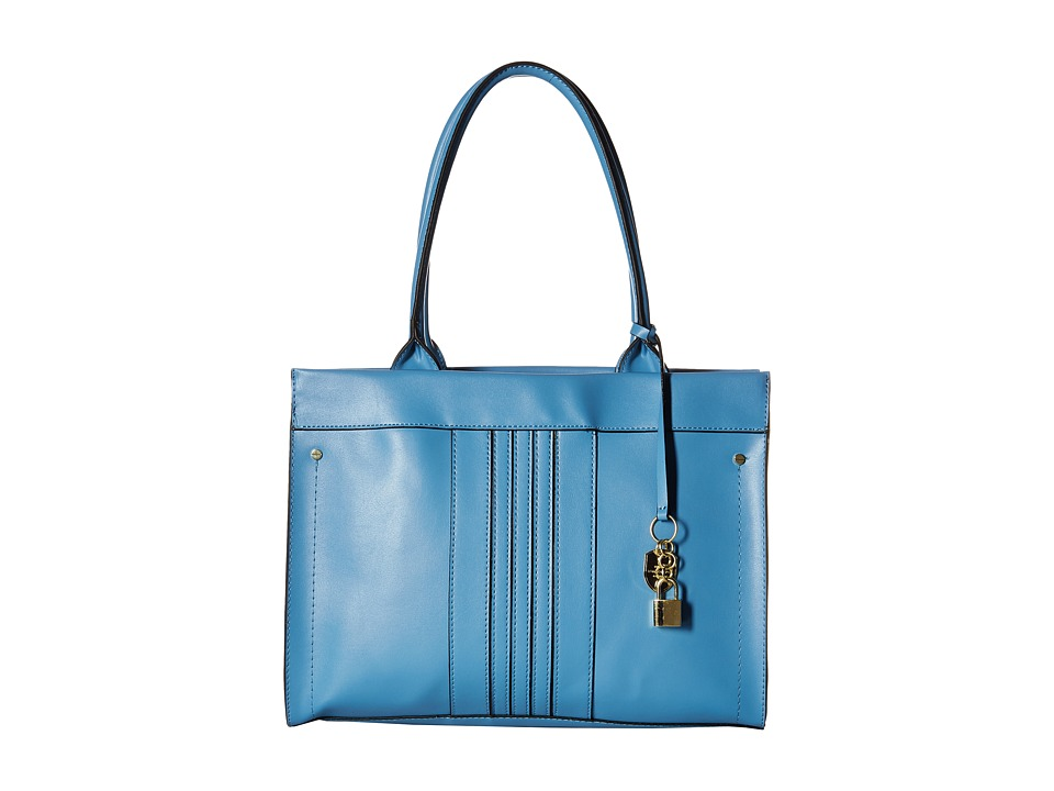 London Fog - York Tote (Sky) Tote Handbags