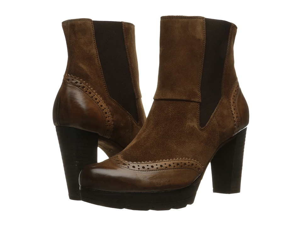 Paul Green - Jewels (Cuoio Oak Antiqu) Women's Boots