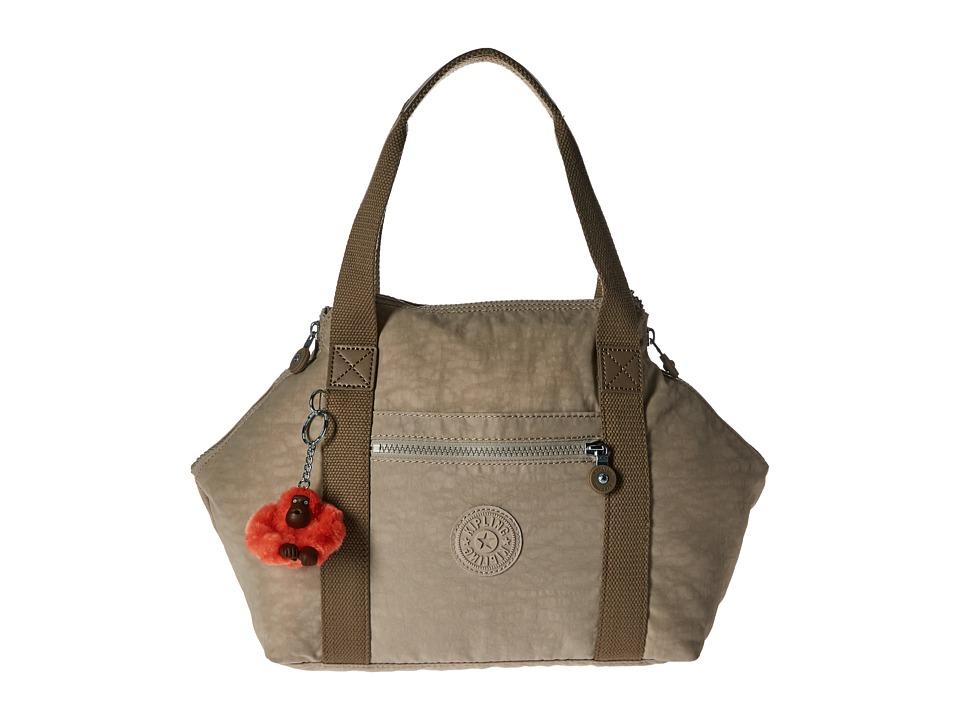 Kipling - Art U (Sandcastle) Satchel Handbags