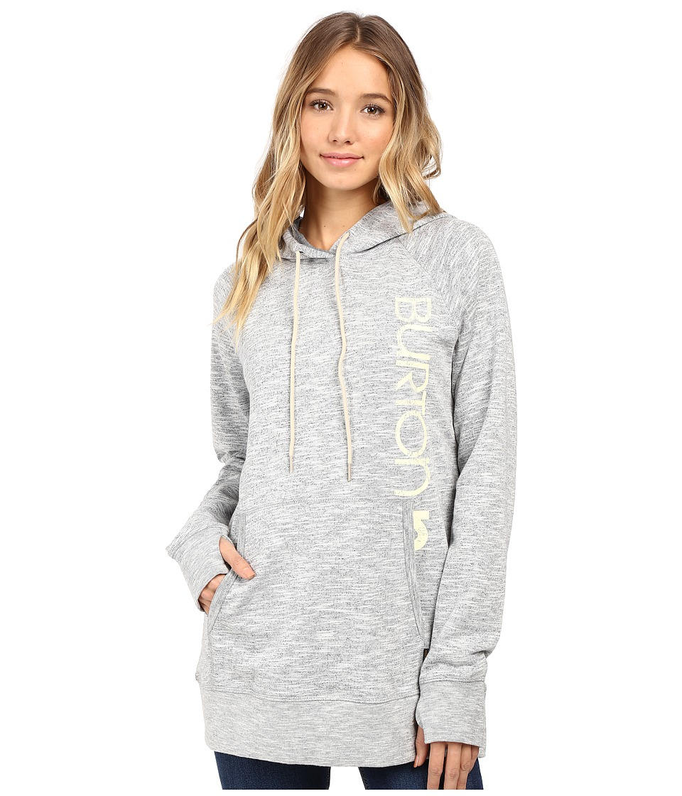 Burton - Custom Antidote Pullover (Eclipse Heather) Women's Sweatshirt