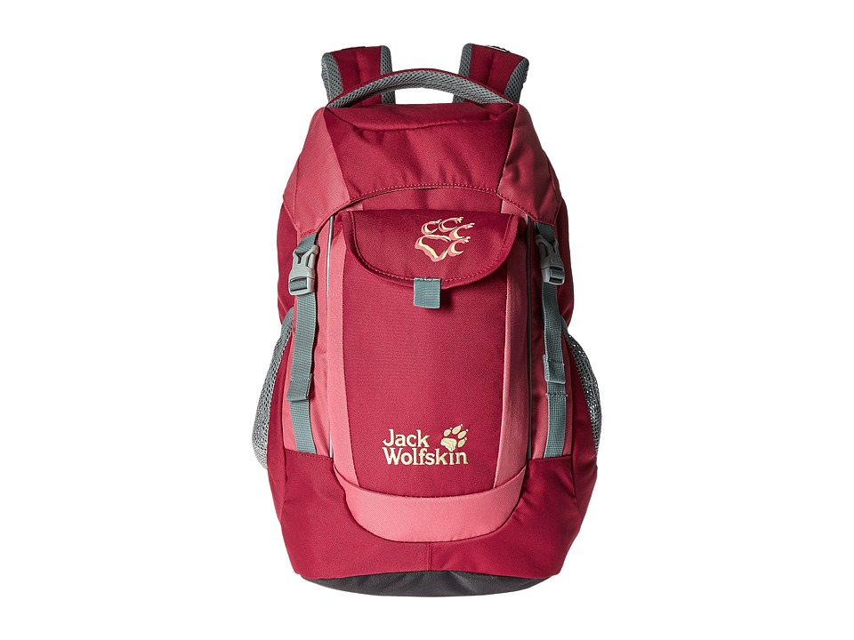 Jack Wolfskin - Kids Explorer (Azalea Red) Handbags