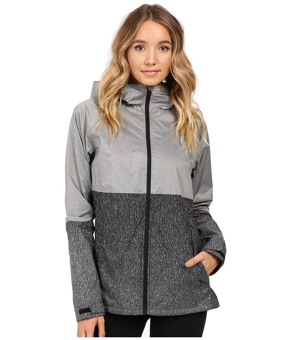Burton - Berkley Jacket (Gradient/True Black Heather) Women's Coat