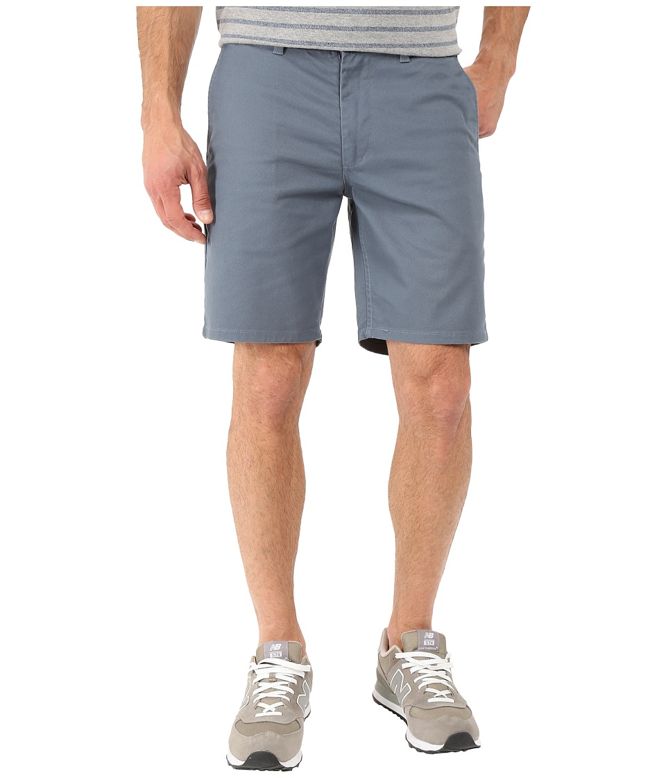 Obey - Good Times Shorts (Grey Blue) Men's Shorts