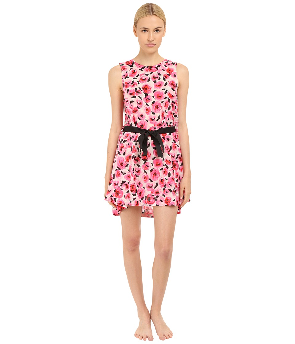 Kate Spade New York - Spring 17 Dress Cover-Up (Cream) Women's Swimwear