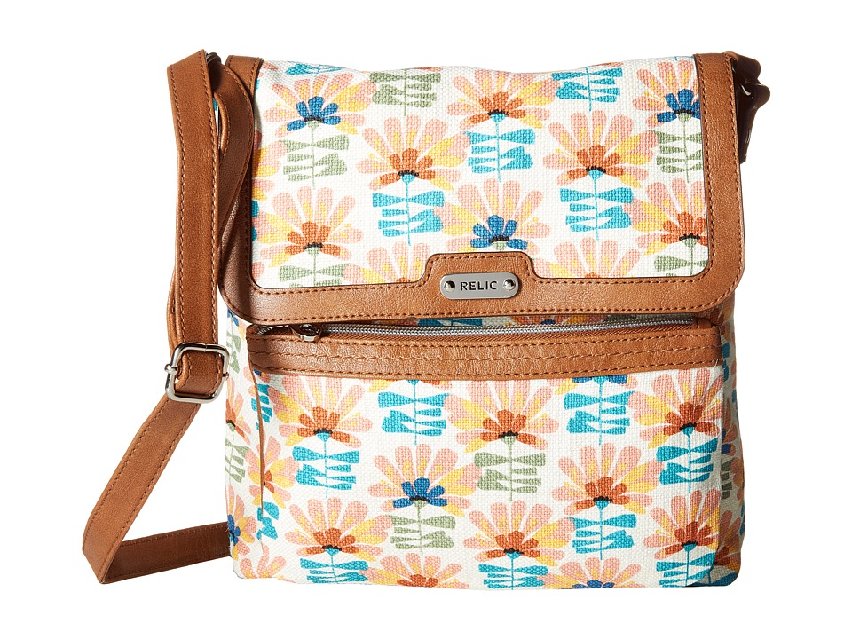 Relic - Evie Flap Crossbody (Palm Springs) Cross Body Handbags